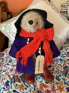 gabrielle designs paddington bear Excellent Condition