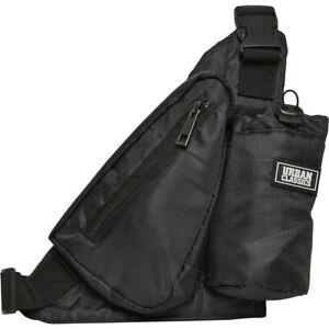 Urban Classics Shoulderbag with Can Holder Tasche Umhängetasche Flaschen Halter