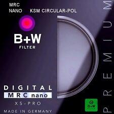 B + W 67mm XS-Pro Kaesemann HTC Mrc-nano Filtro Polarizador Circular 1081476 (Reino Unido)