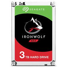 Seagate Nas HDD Ironwolf 3tb 3000gb serial ata III