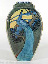 Holland UTRECHT Jugendstil Art Nouveau Keramik ° Rozenburg Berlage Style
