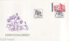 Norwegen Nr.  920  FDC  40 Jahrestag der Befreiung     -1-