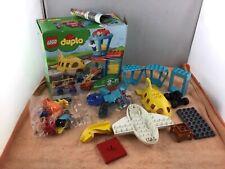 LEGO DUPLO Airport Preschool Building Toy (10871) - NOB
