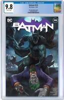 ~~FREE SHIPPING~~BATMAN #100 Skan Srisuwan NYCC Variant~~CGC 9.8