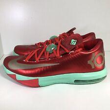 959151adff93 Nike KD VI Christmas 6 Size 12