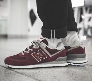 NIB  Men's New Balance ML574EGB Life style sneakers Size 8-M
