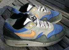 Nike Air Max 1 Skulls Pack Trainers Rare 307133-481 Size UK 7.5 EU 42 US 8.5