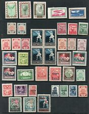 Latvia 1919- collection of 40. MH.1933 Aviation complete. Very fine.