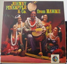 JOHNNY PINEAPPLE & CO. FROM HAWAII UK PRESS LP PICKWICK