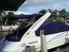 Boat Cockpit Cover (mooring) Fit on Doral 310 (Intrigue)