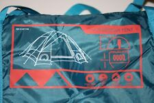 NEW Camping/Traveling Family Dome Tent Water Resistant D-Style Door, 4-Person