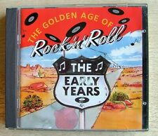 The Golden age of Rock n Roll The Early Years 3 CDs set Readers Digest