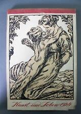 Kalender Kunst und Leben 1924