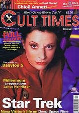 STAR TREK / RED DWARF / X-FILESCult Timesno.17February1997