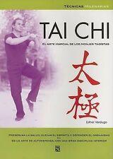 USED (GD) Tai Chi: Arte Marcial de Monjes (Tecnicas Milenarias / Millenial Techn