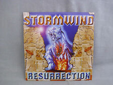 Stormwind- Resurrection- Promo-Cardsleeve- Massacre 2000