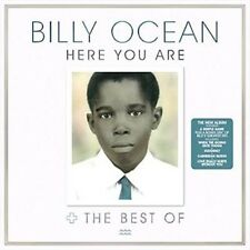 Billy Ocean - Here You Are The Best of CD 2016 UK 2cd Father's Day