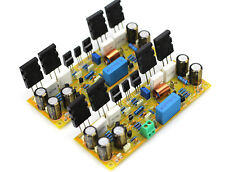 DIY One pair Classic Symasym5-3 Discrete Power amplifier kit (1943/5200)