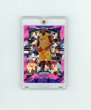 2019-20 Prizm PINK CRACKED ICE SP REFRACTOR SHAQUILLE O'NEAL▪️LA Lakers STAR