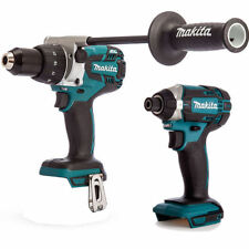 Makita18v Brushless Combi Drill DHP481 with DTD152 Impact Driver