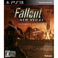 Used PS3 Fallout New Vegas: Ultimate Edition Japan Import