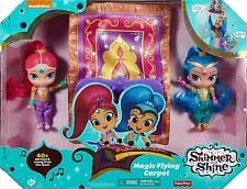 Fisher-Price Shimmer and Shine Magic Flying Carpet by Fisher-Price  *HOT SELLER*
