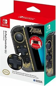 Official Nintendo Switch Licensed D-pad Joy-Con Left Zelda Version NEW