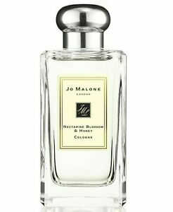 Jo Malone Nectarine Blossom & Honey 100ml / 3.4 oz New Without Box
