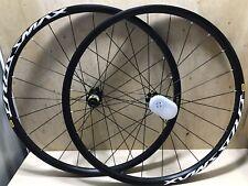 Mavic Crossmax MTB Bicycle wheel set Thru Axle tubeless Wheelsets