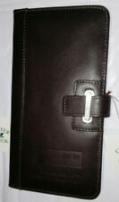 Cutter & Buck American Classic Genuine Leather Large Wallet / Passport Holder