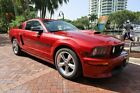 2008 Ford Mustang GT/CS 5 Speed Manual - California Special 2008 Ford Mustang GT 5 speed Manual California Special Clean Carfax