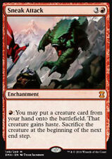 MTG SNEAK ATTACK FOIL EXC - ATTACCO A SORPRESA - EMA - MAGIC