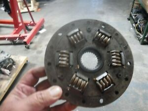 Transmission Damper Plate 6 Red Springs