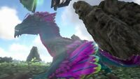 ark survival evolved XBOX PVE Level 190 Cotton Candy Drake Clone