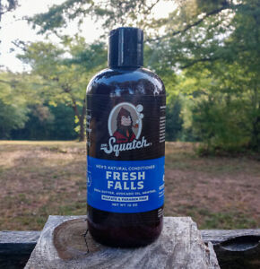 Dr. Squatch Fresh Falls Men's Natural Conditioner 12 oz - Free Shipping