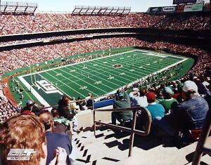 NEW YORK JETS 2001 Stadium 8x10 PHOTO New York Jets