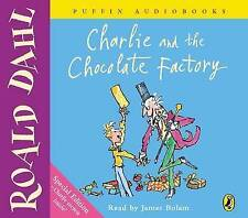 Charlie and the Chocolate Factory by Roald Dahl (CD-Audio, 2004)