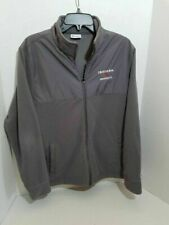 Champion Sport Jacket Mens Medium Zip Up Indiana University IU Golf Outdoor
