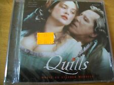 QUILLS LA PENNA DELLO SCANDALO O.S.T. MUSIC BY STEPHEN WARBECK CD SIGILLATO
