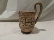 TANKARD ONE-HANDED ANCIENT GREEK ATTIC 9TH CENTURY REPRODUCTION