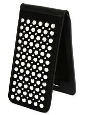 Burberry Prorsum Women's Black Studded Calf Hair Leather Iphone 5 Case 4023