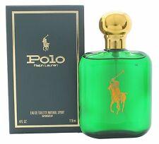 Polo Green Cologne by Ralph Lauren 4.0 oz 118 ml EDT Eau De Toilette Spray Men