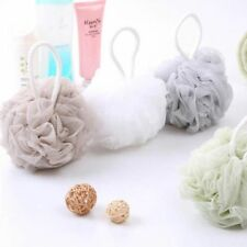 Ball Mesh Sponge Shower Bathroom Accessories Bath Supplies Easy Super Soft Gift