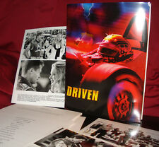 'DRIVEN' Press Kit with Glossy Photos, Slides, Sylvester Stallone
