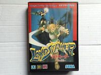 Sega Mega Megadrive Vtg Game #retrogaming Super Hang On Complete Japan Ntsc J