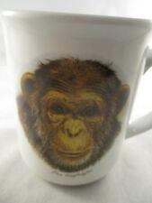Knowsley Safari Park - Richard Lang & Son - Chimp - Coffee Cup/Mug - England