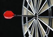 A4 Poster – Dart en el Toro del ojo (impresión de foto Sport Bordo Flecha Vuelo Arte)