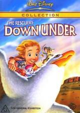 The Rescuers Down Under (Walt Disney) DVD Region 4 New