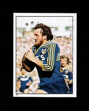 """MINT"" 1983 SCANLENS NRL RUGBY LEAGUE STICKER #10 RAY PRICE PARRAMATTA EELS"