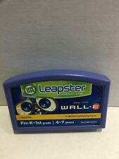 Leapfrog Leapster 2 L Max Game Buy 4 Get One Free- Disney Wall-E